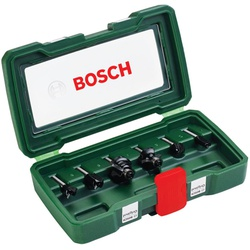 Bosch Routing Drill Bit Set