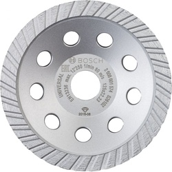 Bosch Standard for Universal Turbo Diamond grinding disc