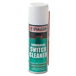 Lubricating Switch Cleaners
