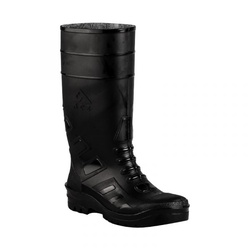Ace Industrial Gumboot (with Steel Toe)