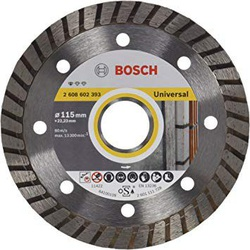 Bosch Professional for Universal Turbo Diamond Cutting Disc
