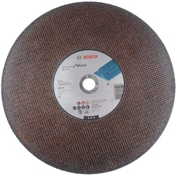Bosch Standard for Metal Straight Cutting Disc, 355mm