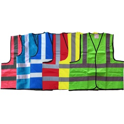 Reflective Vest (4-stripes)