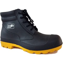 Technica PVC Boots - Yellow Sole